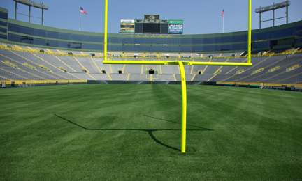 Lambeau Field, Green Bay Packers