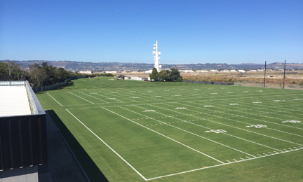 Oakland Raiders Practice Facility