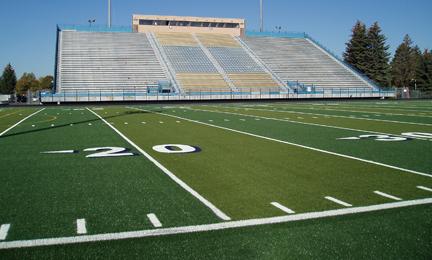Colleges In Santa Barbara >> Brigham Young University-Sport Field Renovations-D.A.Hogan & Associates