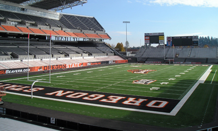 Oregon State University - Reser and Goss Stadiums