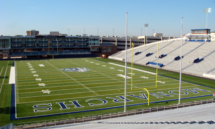 Old Dominion University - Foreman Field