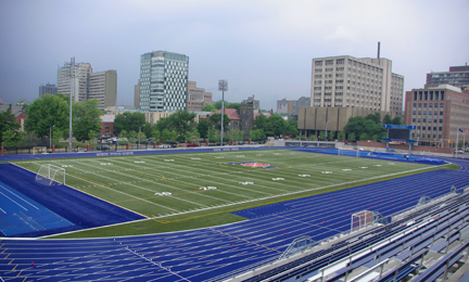 University of Toronto - Varsity Centre Field and Track