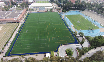 UCLA Intramural Sports Field