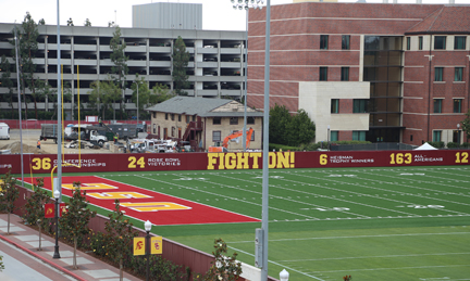 University of Southern California Brian Kennedy Field