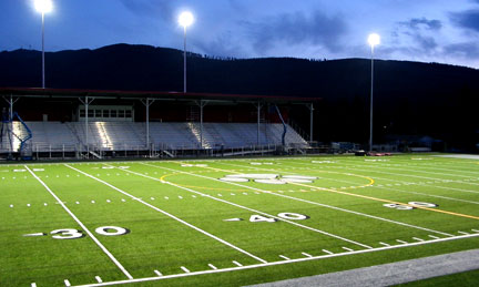 Mount Si High School Sport Complex